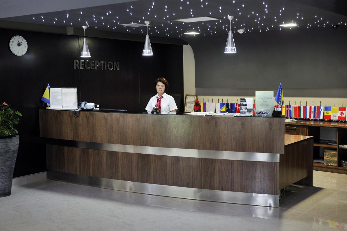 Empfangsdienste - ein Service der ASG Secura GmbH Frankfurt