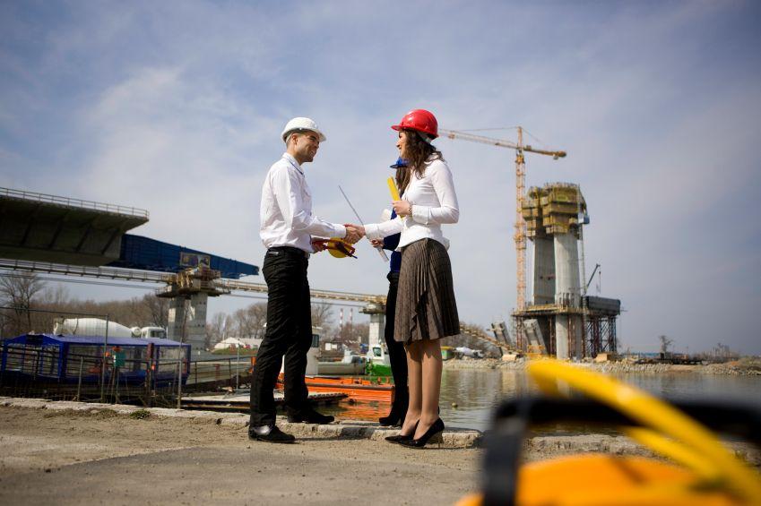 Baustellenbewachung - eine Dienstleistung der ASG Secura GmbH Frankfurt