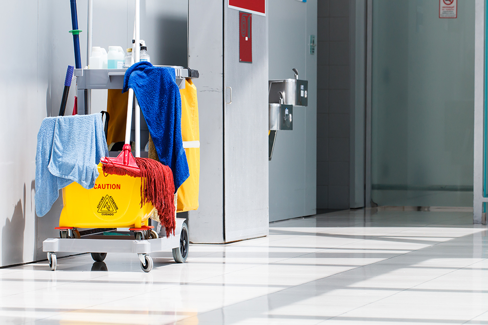 Facility Management - ein Service der ASG Secura GmbH Frankfurt